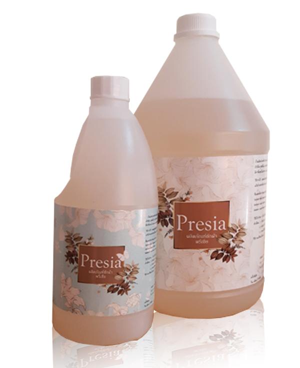 ผลิตภัณฑ์ซักผ้าด้วยมือและเครื่อง (Presia)